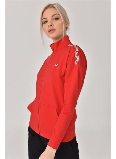 Bilcee Bilcee Kadın Ceket 8900 TB20WL06S8900-1003 Kırmızı